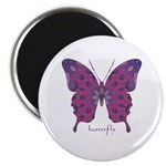 Princess Butterfly Magnet