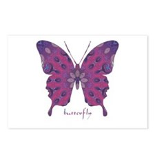 Princess Butterfly Postcards (Package of 8)