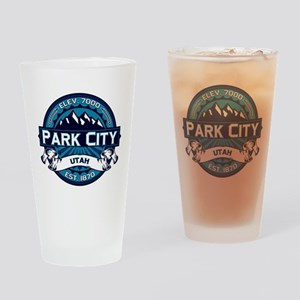 Park City Ice Drinking Glass