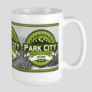 Park City Green Large Mug