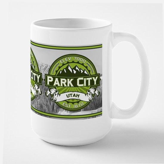 Park City Green Large Mug