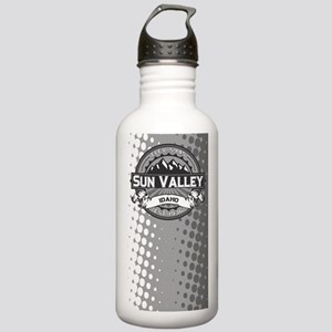 Sun Valley Grey Stainless Water Bottle 1.0L