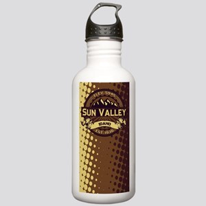 Sun Valley Sepia Stainless Water Bottle 1.0L