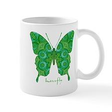 Christmas Butterfly Mug