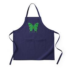Christmas Butterfly Apron (dark)