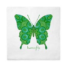 Christmas Butterfly Queen Duvet