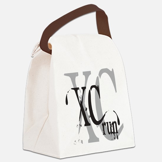 Cross Country XC Canvas Lunch Bag