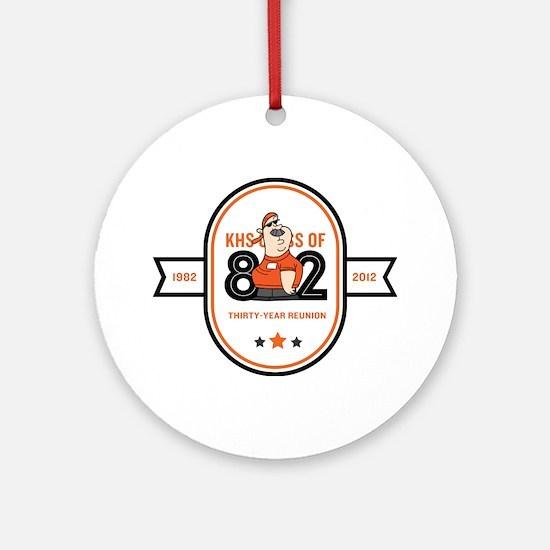 Kewanee High School - 30th Class Reunion - #12 Orn