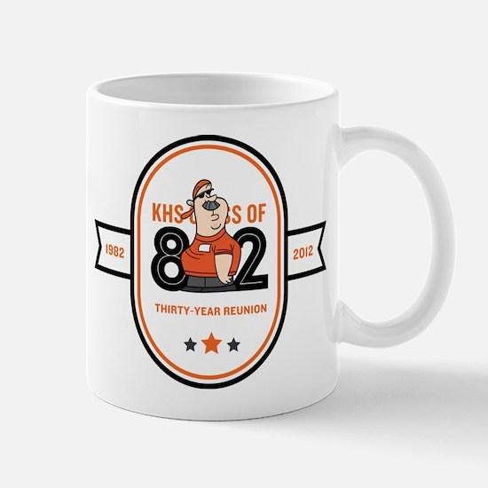 Kewanee High School - 30th Class Reunion - #12 Mug