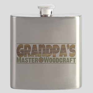 Gpa Woodcraft Flask