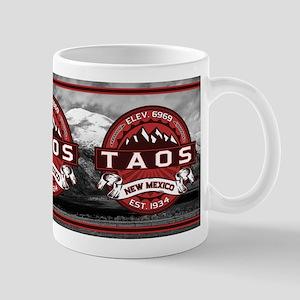 Taos Red Mug