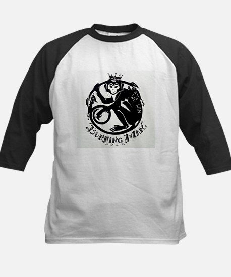Laughing Monkey Burning Man Logo 2012 Tee