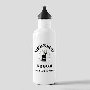 REDNECK GROOM Stainless Water Bottle 1.0L