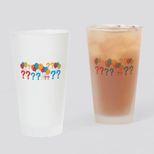 CUSTOMIZE the AGE - 2 digits Drinking Glass