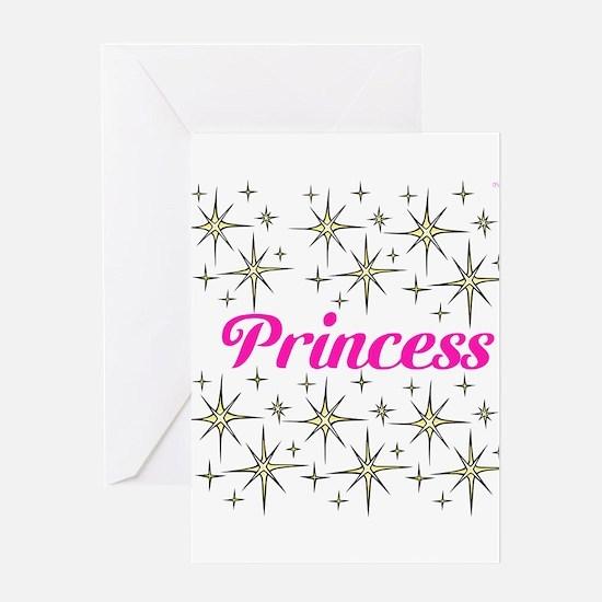 OYOOS Princess design Greeting Card