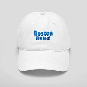 Boston Rules! Cap