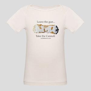 Cannoli Organic Baby T-Shirt