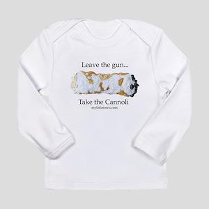 Cannoli Long Sleeve Infant T-Shirt