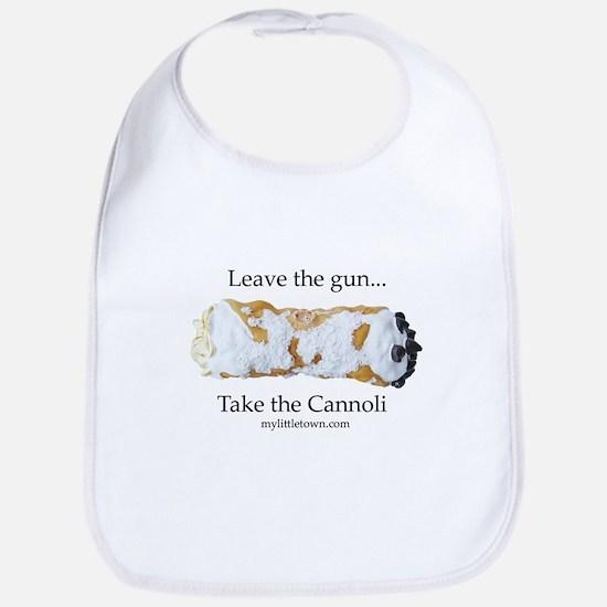 Cannoli Bib
