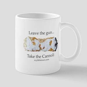 Cannoli Mug