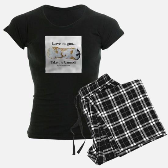 Cannoli Pajamas