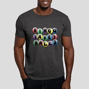 Bingo Balls Dark T-Shirt