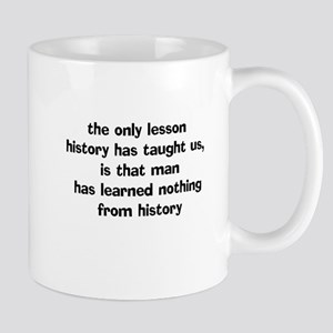 History Lesson Mug