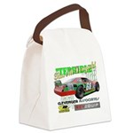 """""""Terrible"""" Tim Canvas Lunch Bag"""
