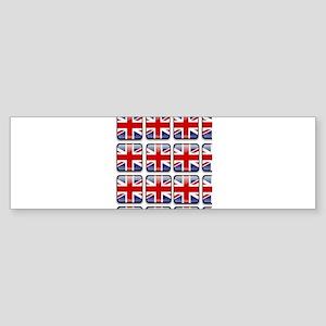BRITISH ROOTS II™ Sticker (Bumper)