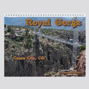 Royal Gorge Wall Calendar