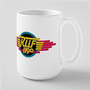 KLIF (1975) Large Mug