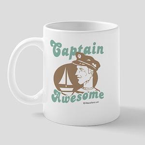 Captain Awesome -  Mug