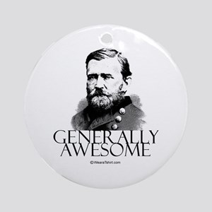 Generally Awesome -  Ornament (Round)