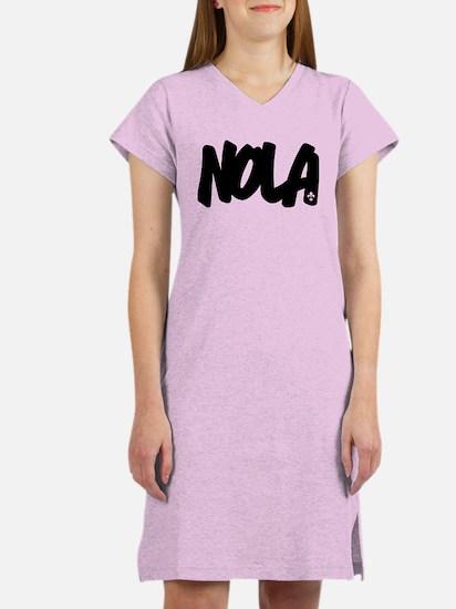 NOLA Brushed Women's Nightshirt