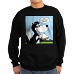 Stinky Cheese Sandwhich Sweatshirt (dark)