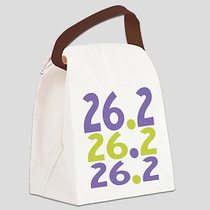 26.2 Marathon Canvas Lunch Bag