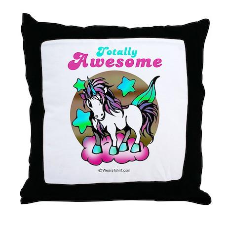 Totally Awesome - Throw Pillow