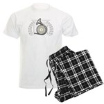U of HM Men's Light Pajamas