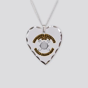 Navy - Rate - EOD Necklace Heart Charm
