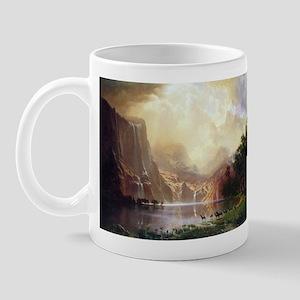 Bierstadt Sierra Nevada Mug