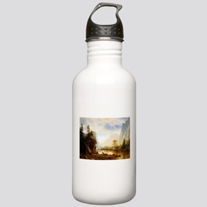 Albert Bierstadt Yosemite Valley Stainless Water B