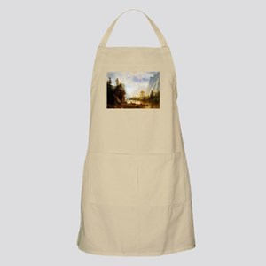 Albert Bierstadt Yosemite Valley Apron
