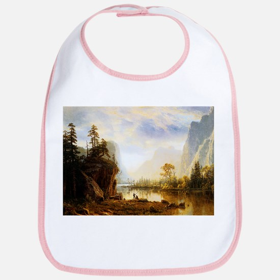 Albert Bierstadt Yosemite Valley Bib
