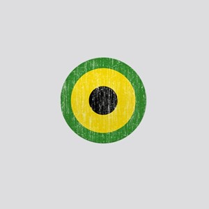 Jamaica Roundel Mini Button