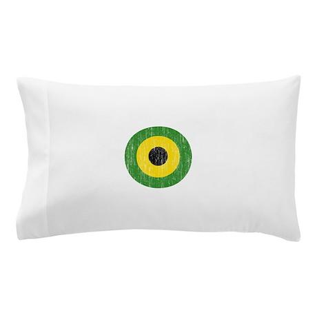 Jamaica Roundel Pillow Case