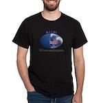 9-11 We Have Not Forgotten Dark T-Shirt