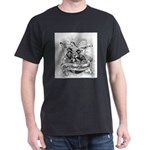Angel Black T-Shirt