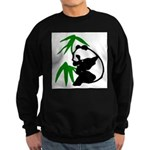 Single Panda Sweatshirt (dark)