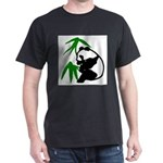 Single Panda Dark T-Shirt