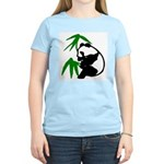 Single Panda Women's Light T-Shirt